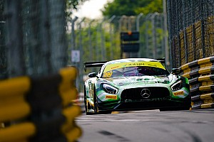 Macau GT: Marciello storms to pole for Mercedes