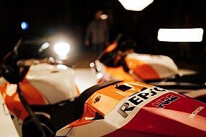 Vídeo: Repsol Honda presenta la moto de Márquez y Espargaró