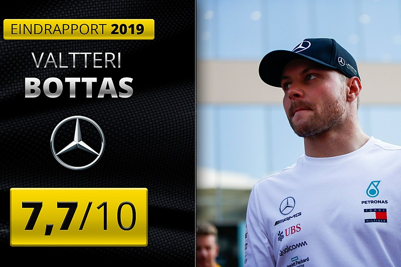 Eindrapport Valtteri Bottas: Ook Bottas 2.0 botst op superieure Hamilton