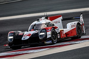 Bahrain WEC: Toyota holds 1-2 after Rebellion woes