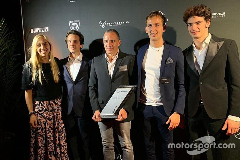 Antonelli Motorsport terzo team Mercedes Customer Racing al mondo