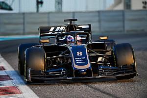 Grosjean : Haas peut créer la surprise avec son nouveau fond plat