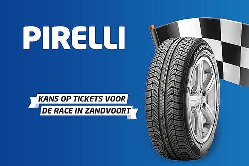 Win tickets voor de Race in Zandvoort met Euromaster #adv