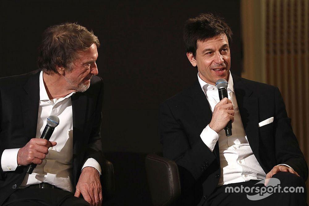 """Wolff: """"Vettel'in Ferrari'den ayrılmasına pek şaşırmadım"""""""