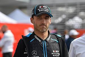 Kubica elégedett azzal, amit a teste engedett