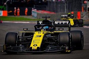 "Ricciardo dejó a Renault ""al desnudo"", según Abiteboul"