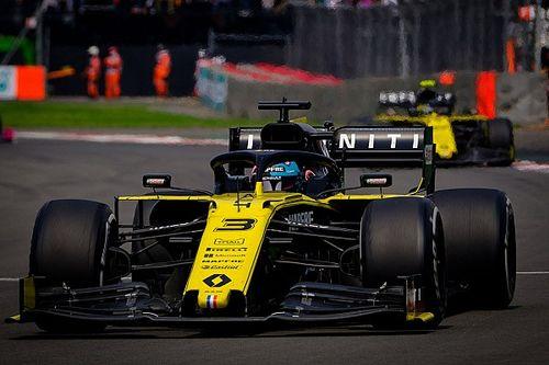 F1: Chegada de Ricciardo deixou Renault 'nua', diz chefe da equipe