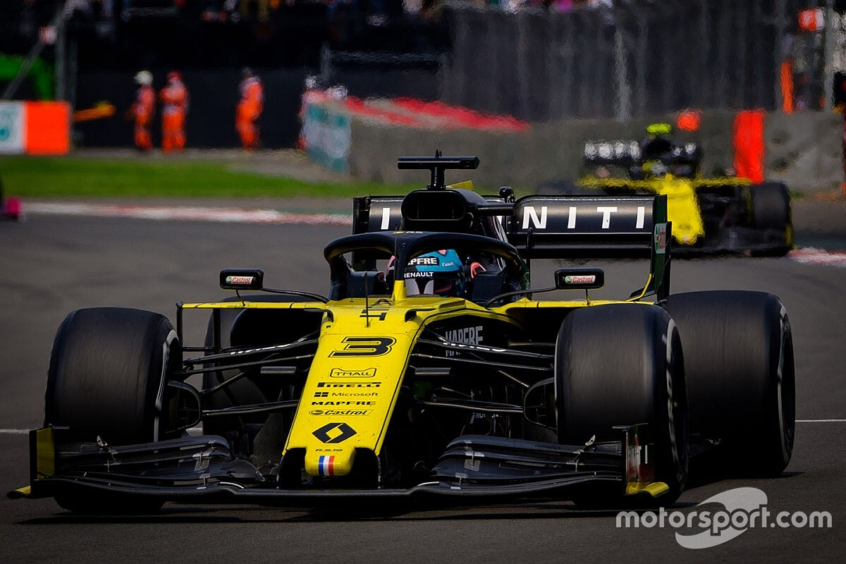 """Abiteboul: """"Ricciardo'nun gelişiyle beraber saklanacak yerimiz kalmamıştı"""""""