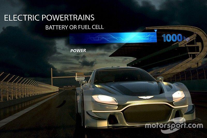"""""""دي تي أم"""" تكشف عن نموذج لسيارة كهربائية بقوة 1000 حصان"""