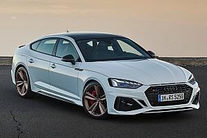 Audi RS 5 Coupé e Sportback, leggere novità per le più potenti