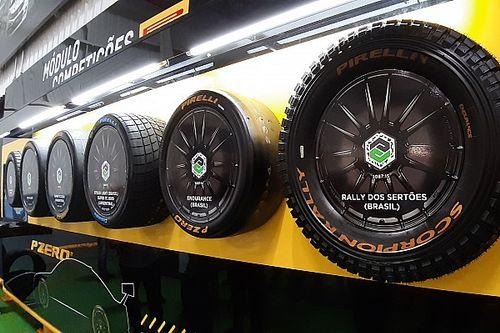 Pirelli apresenta módulo de produção de pneus para competições para América Latina