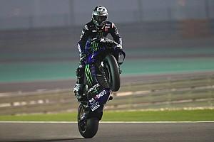 Viñales arrasa el último día del test de Qatar; Márquez maquilla la crisis Honda