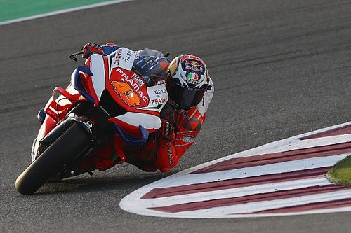 Miller très proche d'un guidon Ducati officiel selon Guidotti
