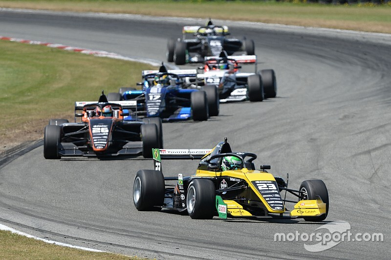 Collet e Fraga ao vivo: Assista à corrida 2 da etapa de Teretonga da Toyota Racing Series