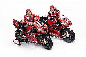 Ducati hoeft niet beslist Italiaanse rijders te hebben