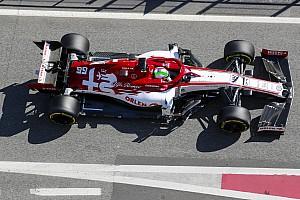 Alfa Romeo podsumowała testy