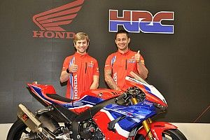 Honda dévoile la nouvelle CBR de Bautista et Haslam
