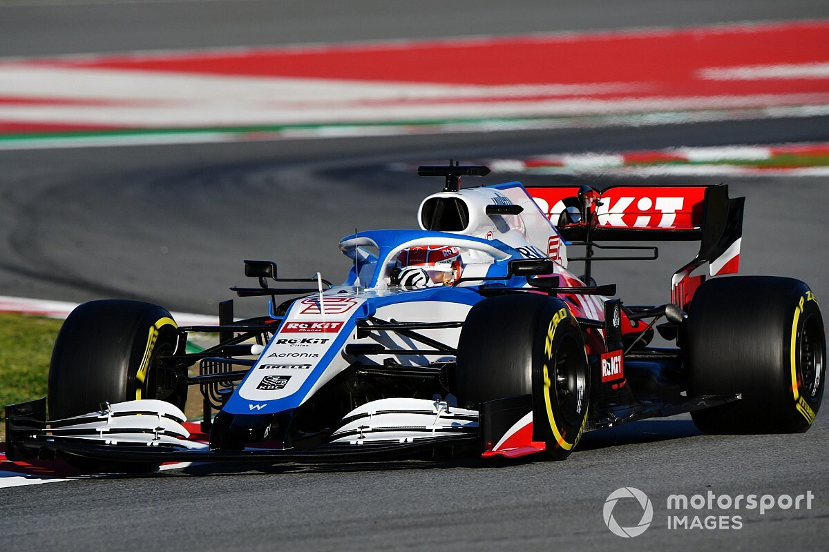 Russell: 'No way' Williams will be as slow as in 2019