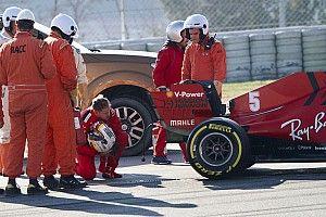 """Ferrari over motorprobleem Vettel: """"Geen reden tot zorg"""""""