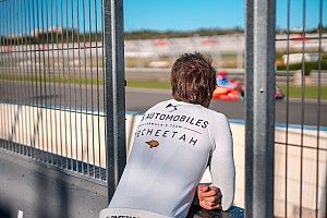 La nueva chicane artificial de Valencia mejora el atractivo de la Fórmula E