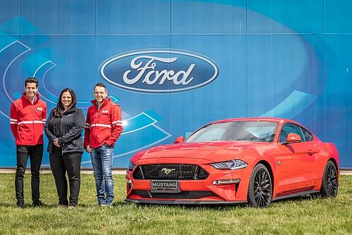 Kelly Racing confirms Mustang switch
