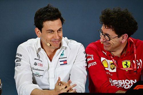 «Нам нужна сильная Ferrari». Вольф пожалел конкурентов