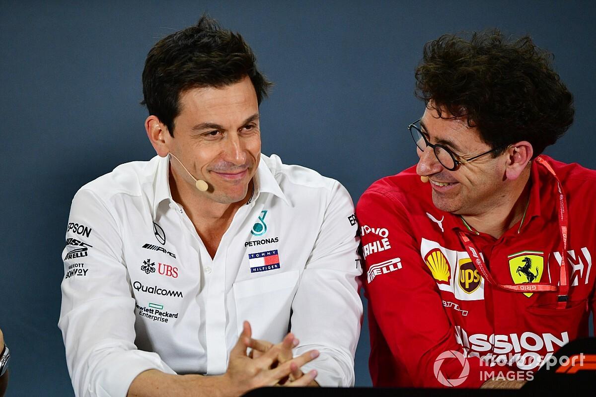Pour Ferrari, un ex-patron d'équipe ne peut pas diriger la F1