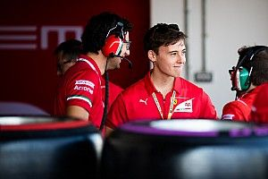 Ferrari Academy driver Armstrong makes DAMS F2 switch