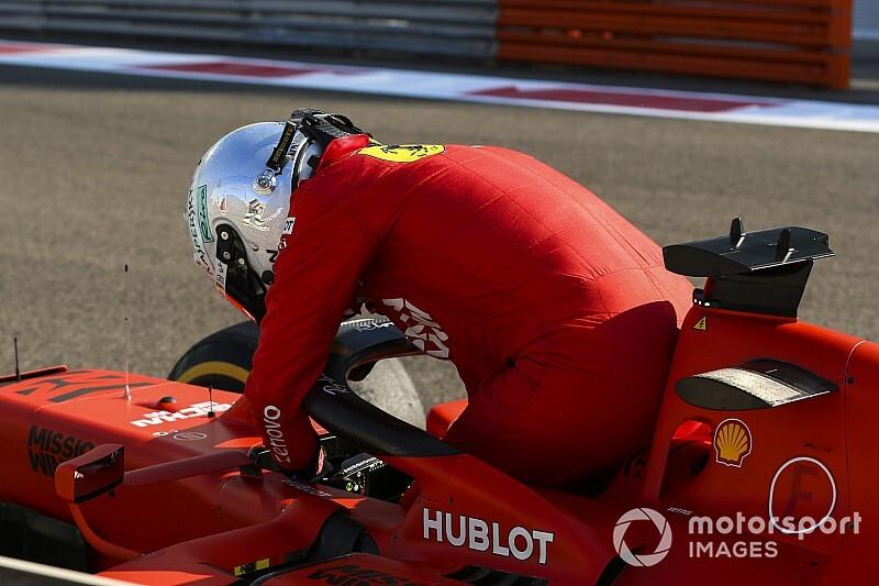 """Vettel: """"Már azelőtt elszálltam, hogy Charles megkezdte volna a körét..."""""""