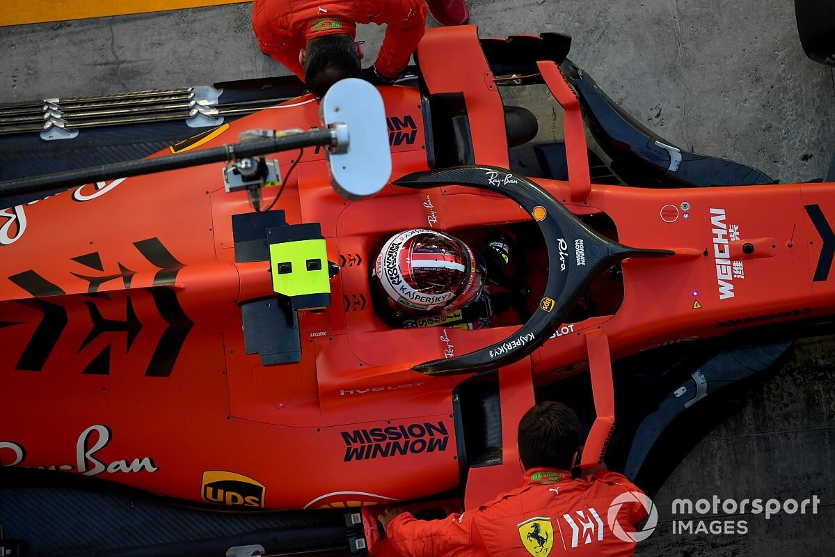 Ferrari: Leclerc e Sainz con le slick da 18 a Jerez