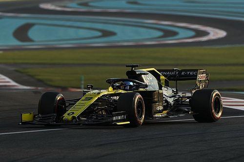 Квят заставил Риккардо понервничать на финише в Абу-Даби
