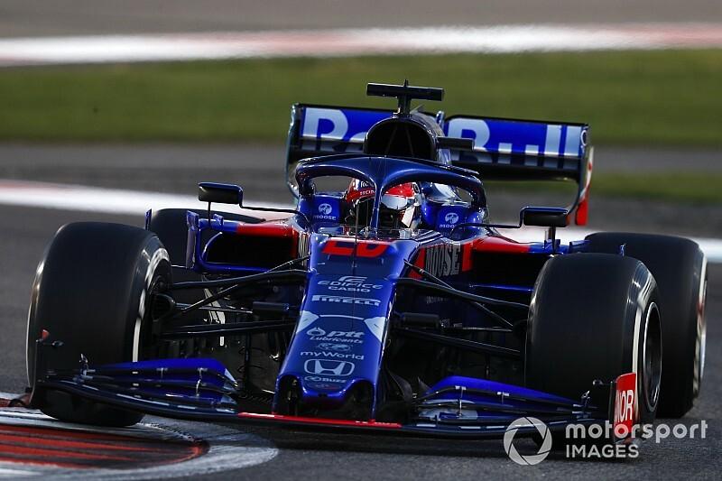 """Kvyat onder indruk van Honda: """"Verschil met top is erg klein"""""""