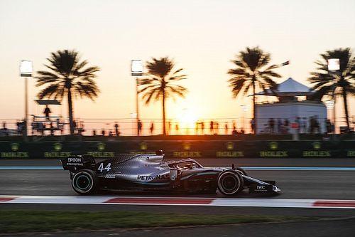 Ergebnis: Formel 1 Abu Dhabi 2019, 2. Freies Training