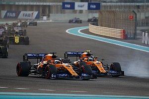 VIDEO: así aseguró Sainz ser sexto en el mundial