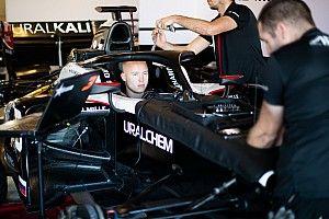 «Мой первый шлем был копией шлема Шумахера». Первое интервью Мазепина в роли пилота Формулы 1