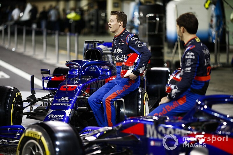 Минарди похвалил Квята и восхитился расцветом Toro Rosso