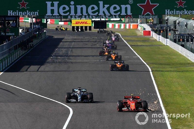 McLaren critica el peligro que provocó Ferrari con Leclerc
