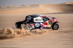 Al-Attiyah et Peterhansel ne croient plus à la victoire finale