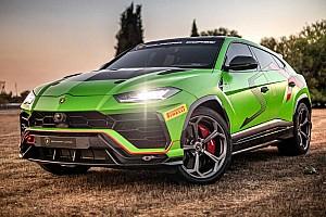 В Lamborghini назвали дату первой гонки на «Урусах»