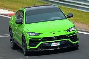 43%-os növekedés a Lamborghini eladásaiban, az Urus majdnem 5000-et hozott