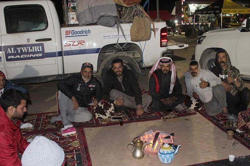 Al-Twijri zaprasza na herbatę
