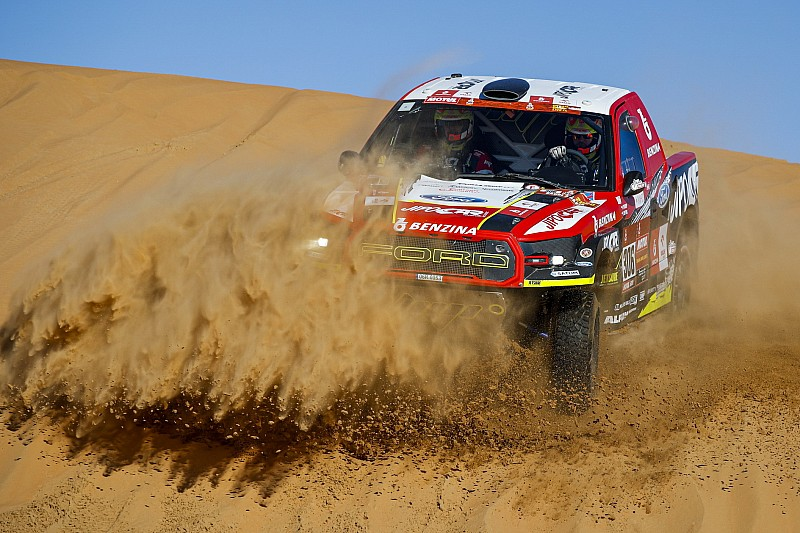 Dakar's final stage shortened to 166km