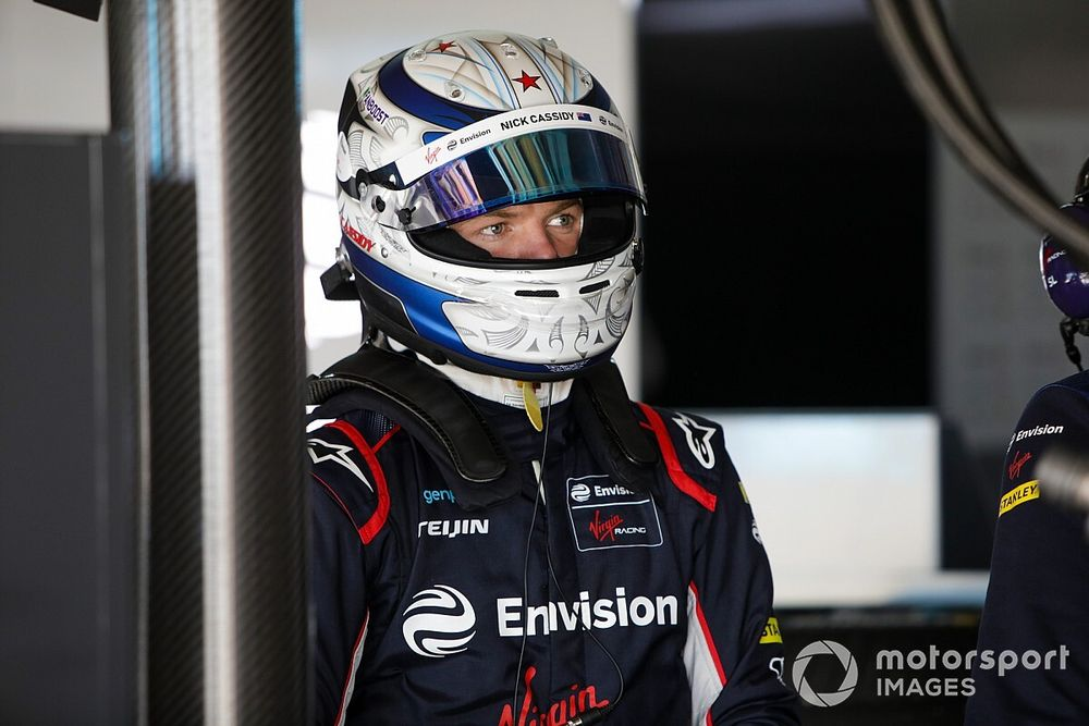 Cassidy replaces Bird at Virgin FE team for 2020/21