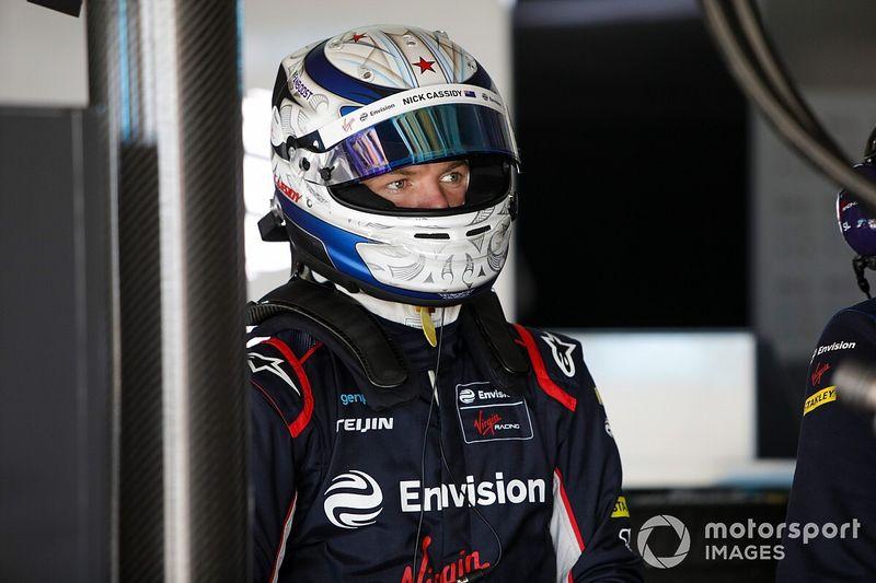 2020/21 Formula E sezonunda Bird'in yerini Cassidy alacak