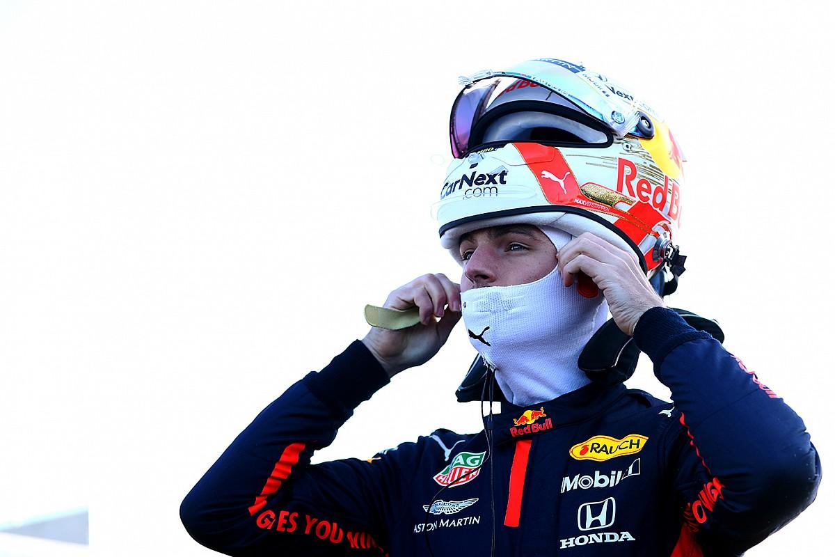 Verstappen niet bezig met record jongste wereldkampioen Formule 1