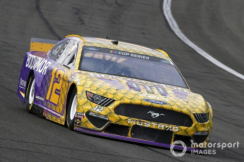 Фаворит сезона-2020 в Кубке NASCAR подписал долгосрочный контракт с Penske