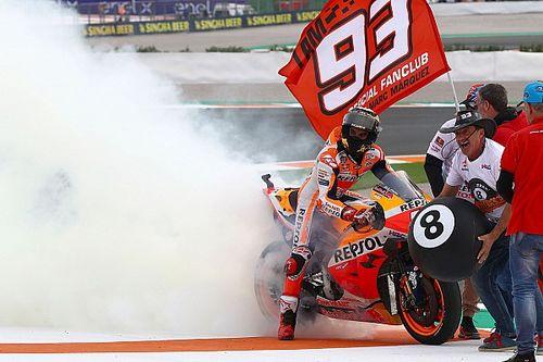 Fotogallery MotoGP: l'ultima gara del 2019 a Valencia
