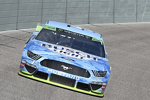 "Harvick's title hopes rested on trying ""something different"""