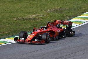 Vettel, Leclerc e Sainz não são punidos no Brasil; Hulk toma 5s