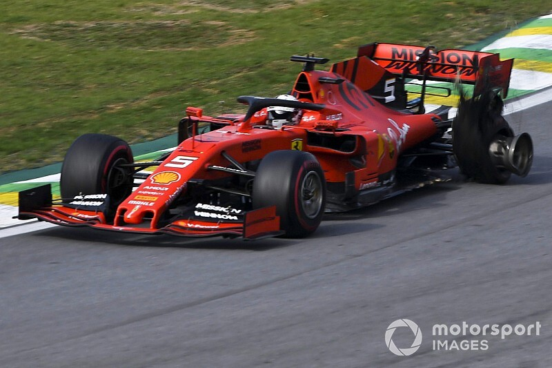 "Binotto labels Vettel/Leclerc clash a ""silly action"""